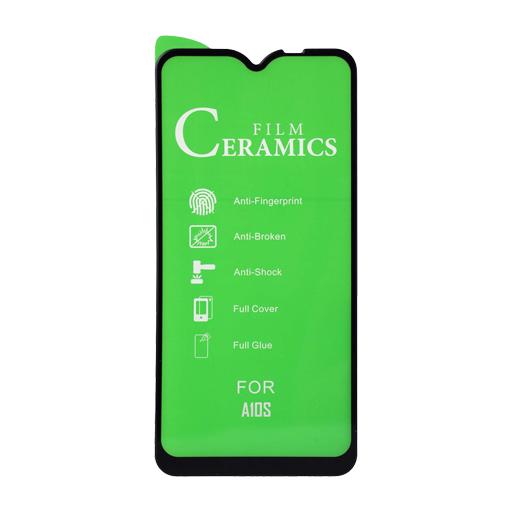 محافظ صفحه نمایش مدل سرامیکی مناسب برای گوشی موبایل سامسونگ Galaxy A10s