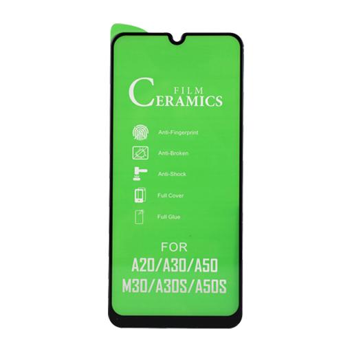 محافظ صفحه نمایش مدل سرامیکی مناسب برای گوشی موبایل سامسونگ Galaxy A30s