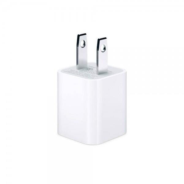 شارژر اصلی آیفون همراه با کابل Apple iPhone AC Charger Adapter 2 Pin