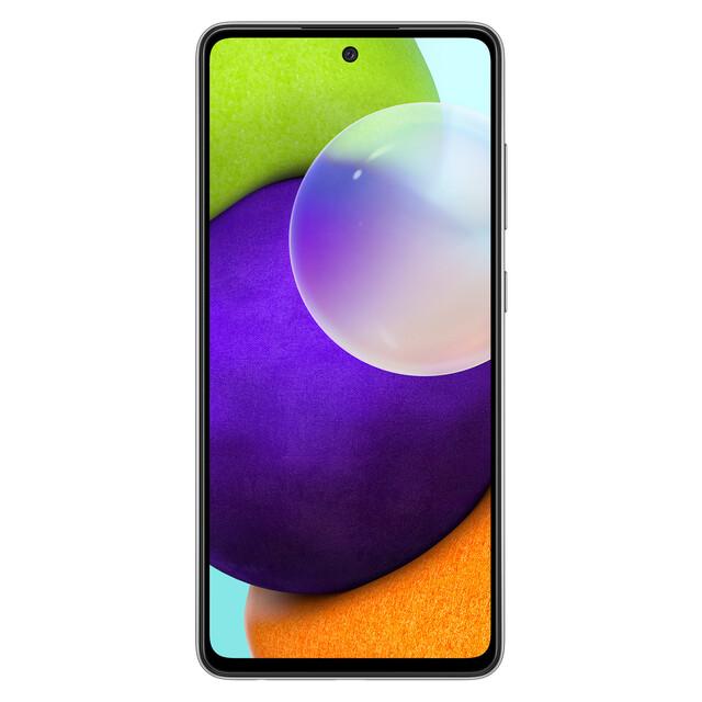 گوشی موبایل سامسونگ مدل  A52 4G SM-A525F/DS دو سیمکارت ظرفیت 256 گیگابایت و رم 8 گیگابایت