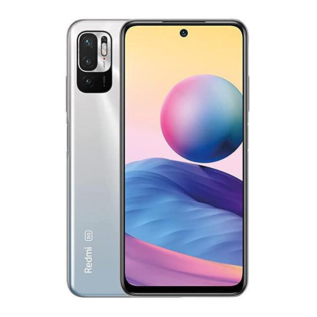 گوشی موبایل شیائومی مدل REDMI NOTE 10 5G M2103K19G دو سیم کارت ظرفیت 128 گیگابایت و رم 6 گیگابایت