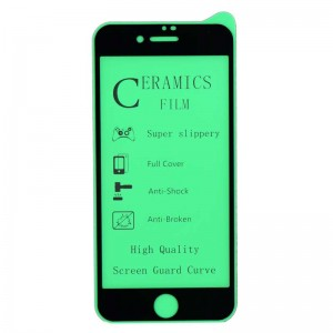 محافظ صفحه نمایش مدل سرامیکی مناسب برای گوشی موبایل سامسونگ Galaxy A31