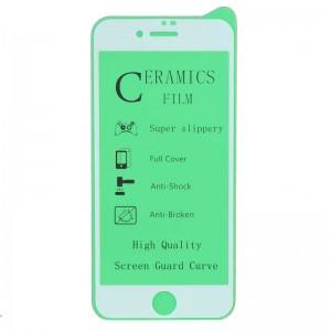 محافظ صفحه نمایش مدل سرامیکی مناسب برای گوشی موبایل آیفون 7 / 8