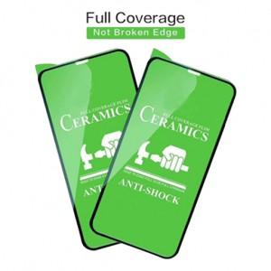 محافظ صفحه نمایش مدل سرامیکی مناسب برای گوشی موبایل آیفون X / XS