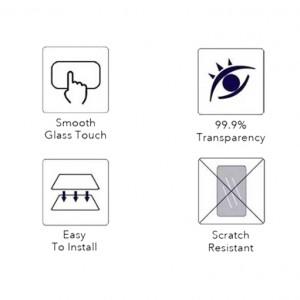 محافظ صفحه نمایش مدل سرامیکی مناسب برای گوشی موبایل هواوی Y9 2019 / Honor 8X