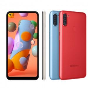 گوشی موبایل سامسونگ مدل Galaxy A11 SM-A115F/DS دو سیم کارت ظرفیت 32 گیگابایت رم 3 گیگابایت