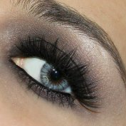 لنز رنگی دسیو smoky grey