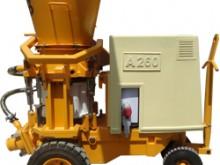 دستگاه شاتکریت مدل T260
