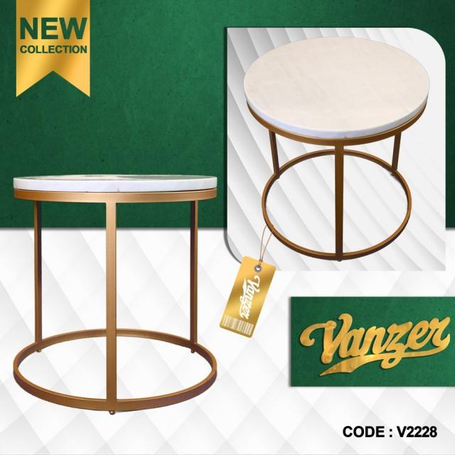 میز عسلی مدل V2228