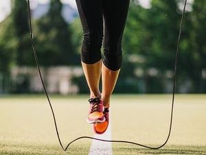 10 دقیقه زندگی با طناب