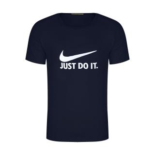 تی شرت ورزشی مردانه یقه گرد نایک کد AT110