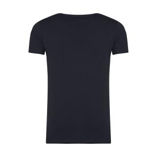 تی شرت ورزشی مردانه یقه گرد نایک کد AT107