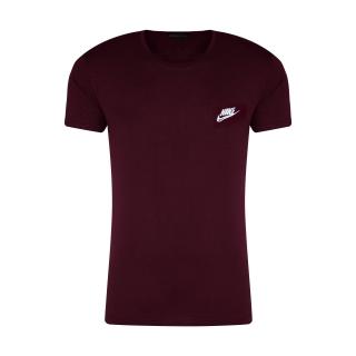 تی شرت ورزشی مردانه یقه گرد نایک کد AT103