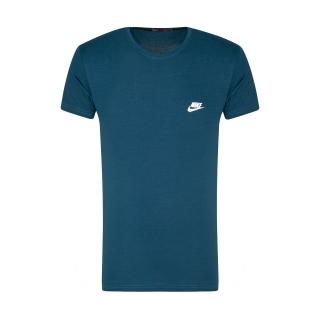 تی شرت ورزشی مردانه یقه گرد نایک کد AT106