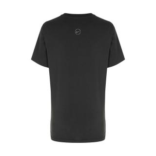 تیشرت ورزشی مردانه یقه گرد طرحدار نایک مدل E076