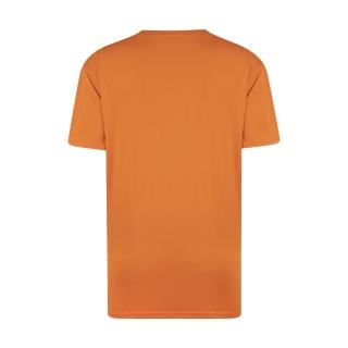 تیشرت ورزشی مردانه یقه گرد طرحدار نایک مدل AT113
