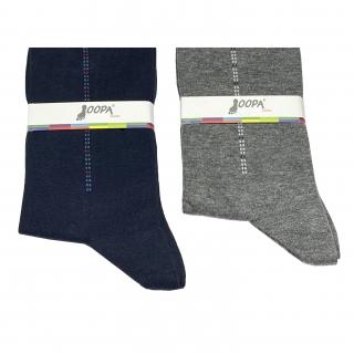 جوراب مردانه جوپا طرح نقطهچین