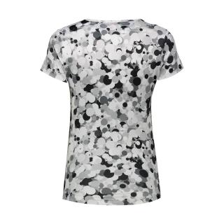 تی شرت ورزشی زنانه نایک طرحدار مدل ATW101
