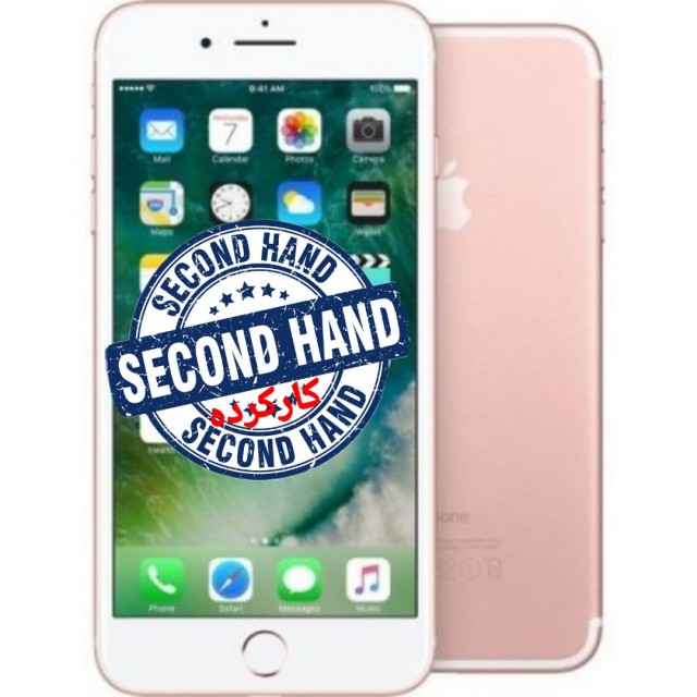 iPhone 7 Plus 256G rose gold