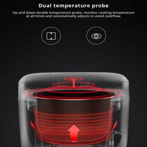 پلوپز هوشمند شیائومی مدل DFB201CM گنجایش ۱.۶ لیتر