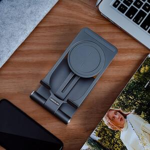 شارژر بی سیم نیلکین مدل PowerHold Mini NKT01