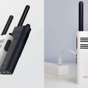 بی سیم بلوتوث شیائومی واکی تاکی XIAOMI Mijia BeeBest A208 Handheld Walkie Talkies