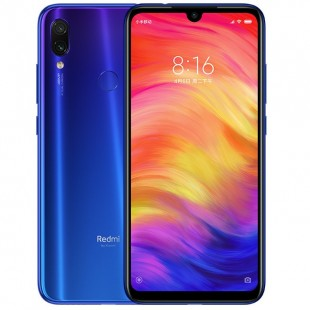 Xiaomi Redmi Note7 128G blue