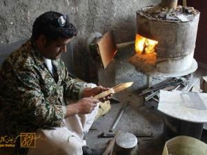 تاریخچه ی فلز کاری و چاقو سازی
