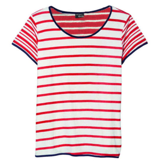تی شرت آستین کوتاه زنانه اسمارا مدل MB109