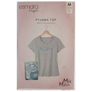 تی شرت آستین کوتاه زنانه اسمارا مدل 5664165