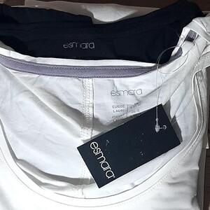 تی شرت زنانه اسمارا مدل 580as مجموعه 2 عددی