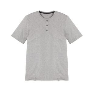 ست تی شرت و شلوارک مردانه لیورجی مدل 690zd